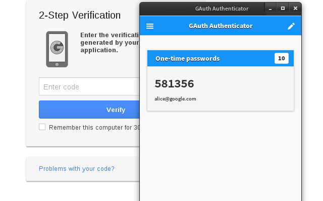 google authenticator lost phone