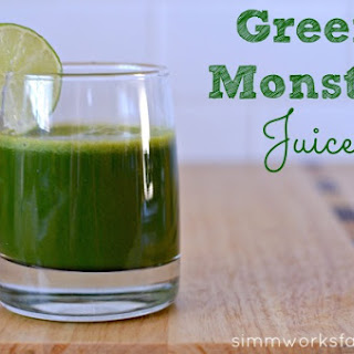 Green Monster Juice