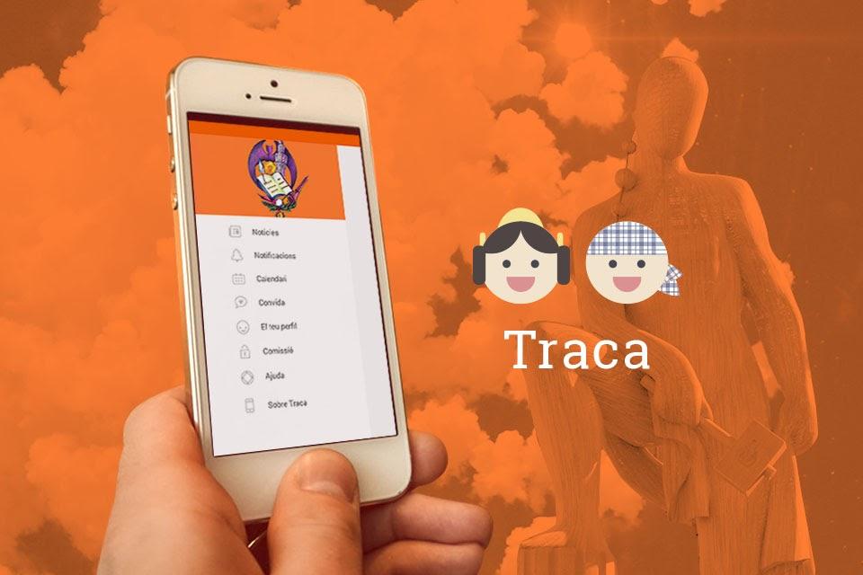 Traca: el éxito de la primera app para falleros