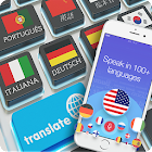 Voice Translator In Different Languages icon