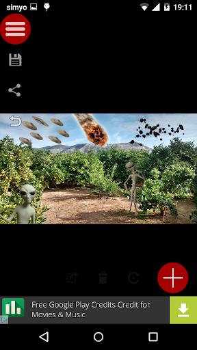 無料摄影Appのあなたの写真でのUFO&エイリアン|記事Game