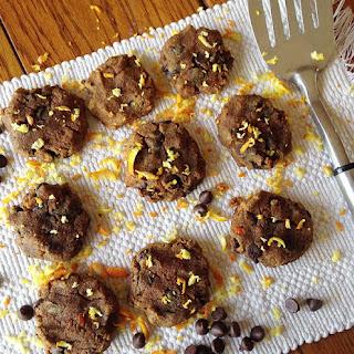 Paleo Dark Chocolate Chip and Orange Cookies + Thrive Market Review.