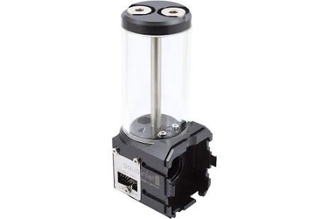 AquaComputer tank, aquainlet XT 100 ml, LED holder, nivåsensor, nano