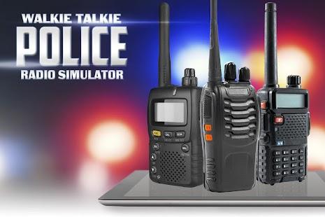 Police walkie-talkie radio sim Hack, Cheats & Hints | cheat-hacks com