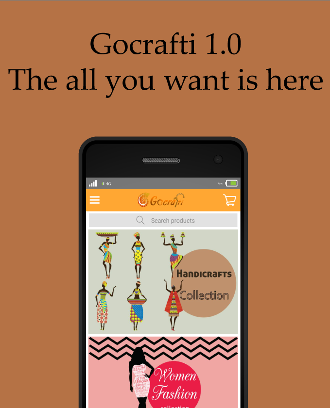 Gocrafti-India Shopping Online- screenshot