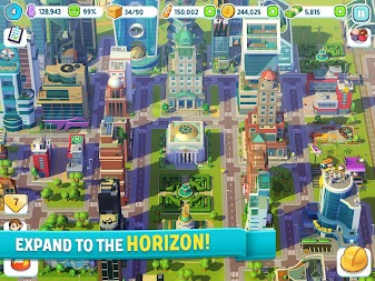 City Mania: Town Building Game APK screenshot thumbnail 13