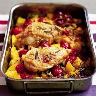Chicken With Polenta Recipes