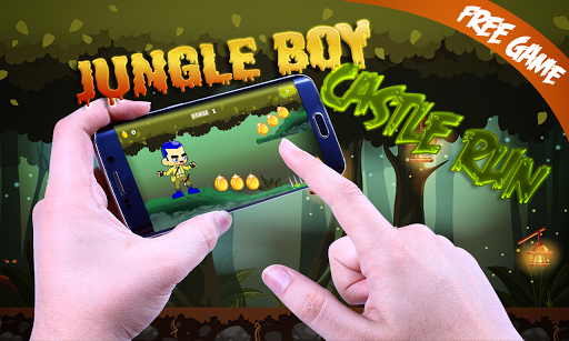Jungle Boy Castle Run