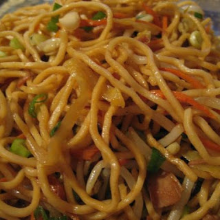 Fried Noodles ( mie goreng)
