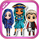 Drawing Disney Descendants APK