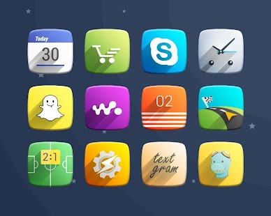 Space Z 🌏 🚀Icon Pack Theme Screenshot