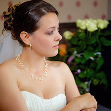 Wedding photographer Alena Goldabenkova (bublik93). Photo of 01.09.2013