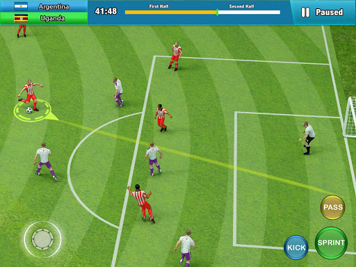 Soccer Revolution 2019 Pro apkpoly screenshots 9