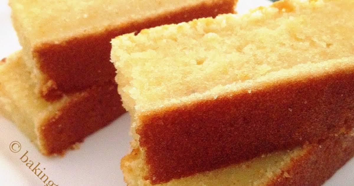 10 Best Super Moist Butter Cake Recipes