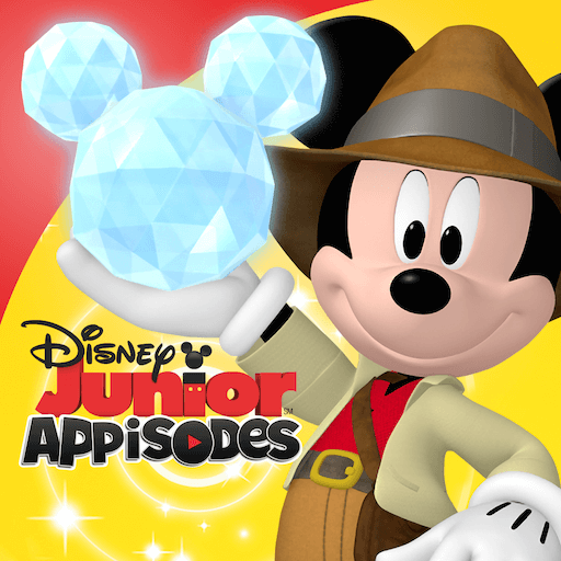 Appisodes: Crystal Mickey (game)