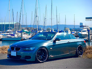 335i Cabriolet  のカスタム事例画像 Green3_E.A.Gさんの2020年02月24日19:50の投稿