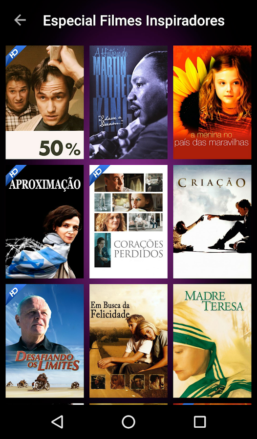 NetMovies- screenshot