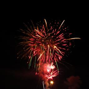 2014 Southgate Mall Fireworks Show IV by Gregg Landry - Public Holidays July 4th ( liberty, fireworks, celebration, independence day, usa )