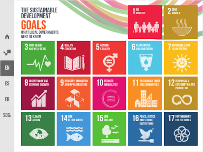 Sustainable Development Goals- screenshot thumbnail