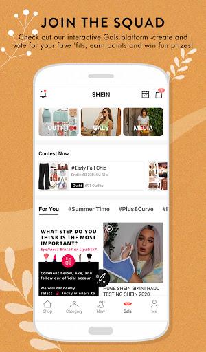 SHEIN-Fashion Shopping Online 7.2.4 Screenshots 7