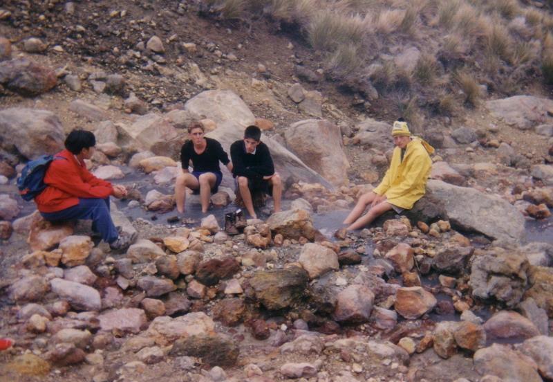 School Camp 1994