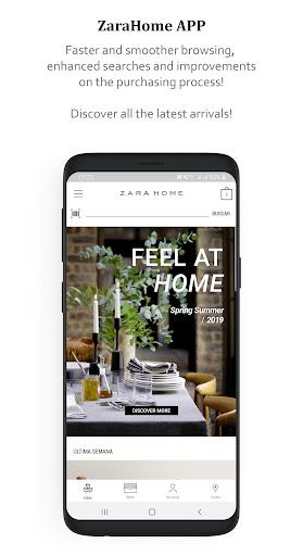 Zara Home 5.4.1 screenshots 1