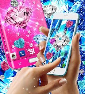 Diamond live wallpaper Apk Download 4