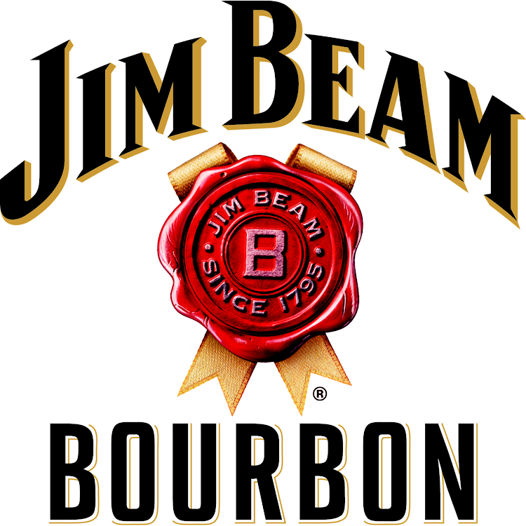 Logo for Jim Beam Peach