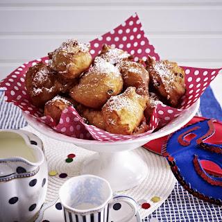"""Swabian """"Nun's Puff"""" Doughnuts"""