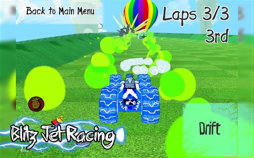 Blitz Jet Racing