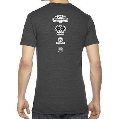 Tree Fort Bikes 2021 Triple Trail Challenge T-Shirt - Wmns alternate image 1