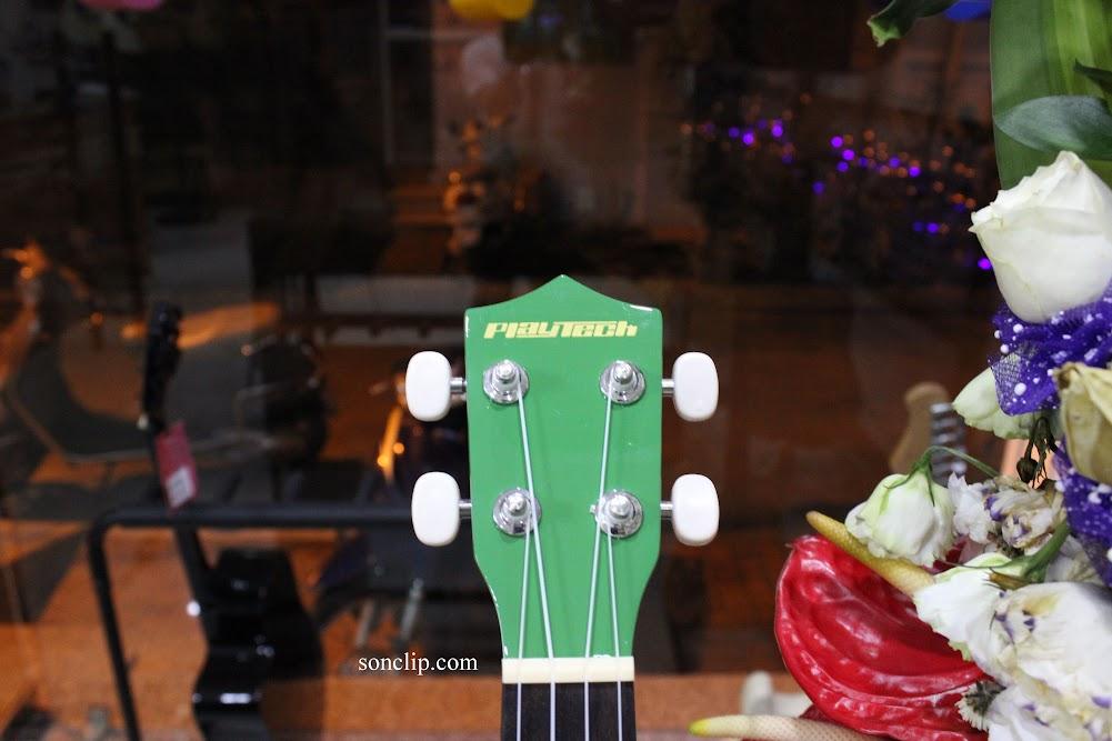 Đàn Ukulele - Playtech Green