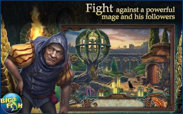 Grim Facade: The Artist (Full)- screenshot