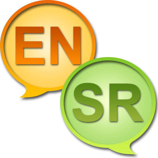 Android aplikacija Енглески-Српски речник +