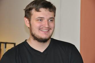 Photo: Vzápětí dorazil Tomáš z loňské 4. A, který momentálně studuje na vyskoké škole v Praze.