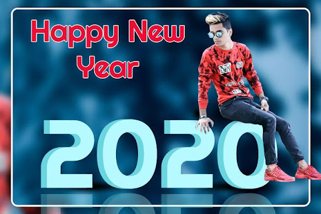 Download New Year Photo Editor 2020 For PC Windows and Mac apk screenshot 2