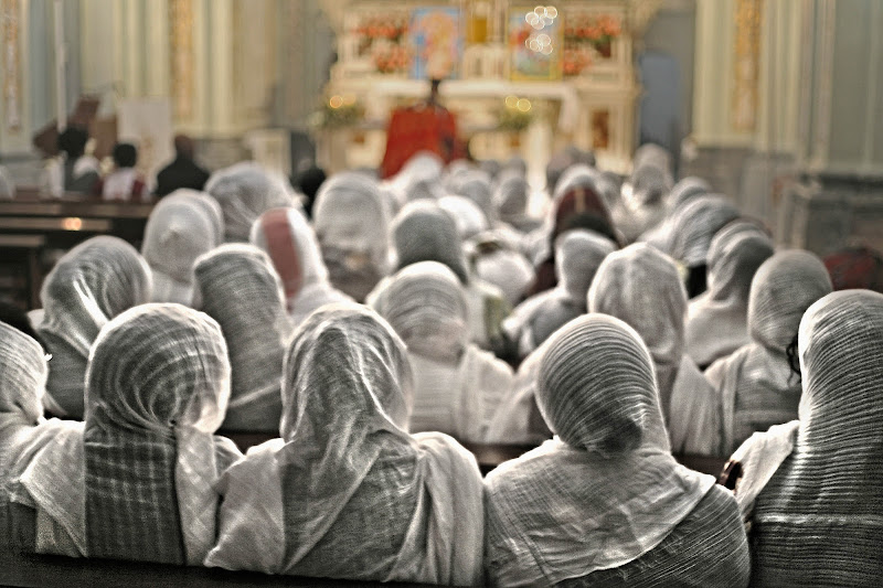 La Messa Copta di Pinco_Pallino