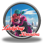 Ladybug Adventures Run ? Icon
