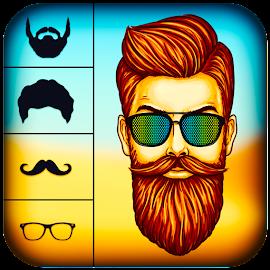 Boys Photo Editor - Men Hair Style Mustache
