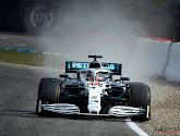 Lewis Hamilton heeft ook in Duitsland poleposition beet