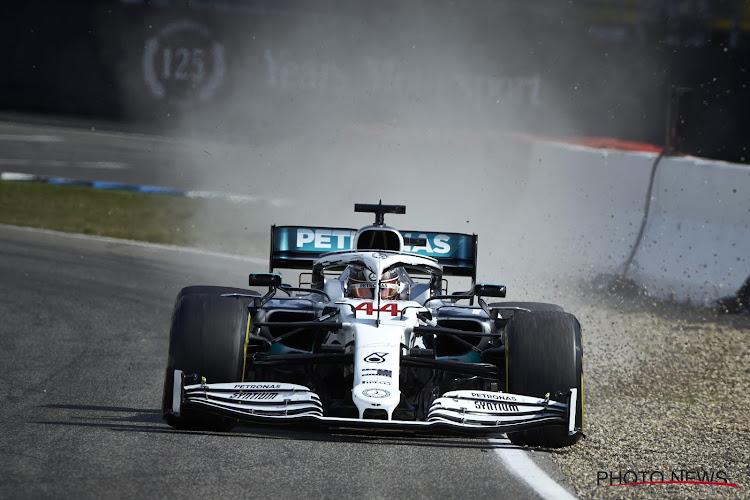 Wat een heerlijke race! Hamilton klopt Verstappen na een bijzonder spannend duel