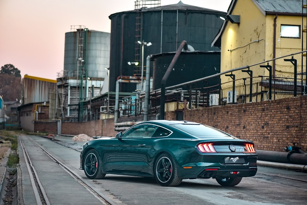 REVIEW | Ford takes aim at small target audience with retro Mustang Bullitt - TimesLIVE