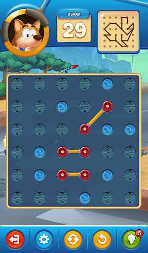 Pipe Line Puzzle : Free Puzzle Game 2019 1.2.2 androidappsheaven.com 18