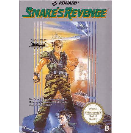 Snakes Revenge