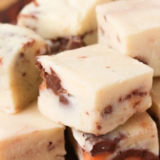 White Chocolate Creme Egg Fudge Recipe