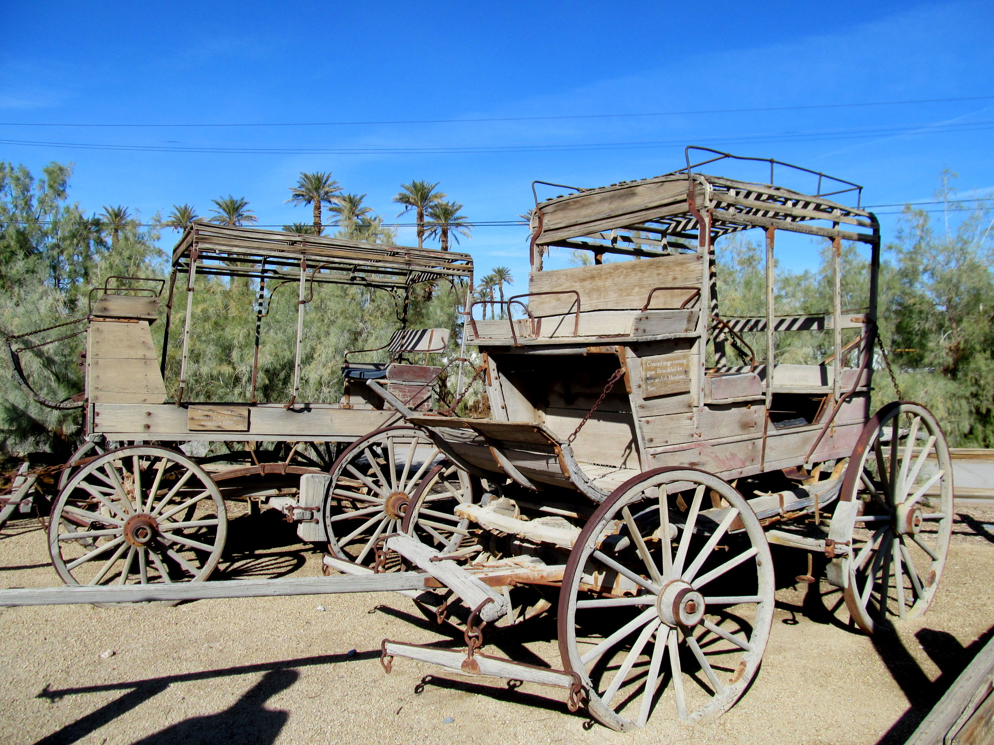 Photo: Stagecoaches