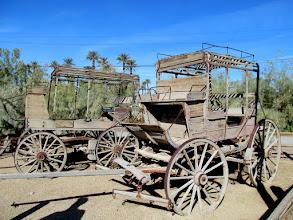 Photo: Stagecoaches