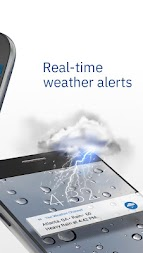 The Weather Channel: Rain Forecast & Storm Alerts APK screenshot thumbnail 3