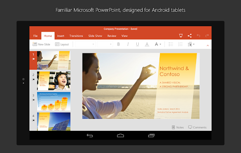 Microsoft PowerPoint- screenshot thumbnail