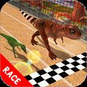 Carnotaurus Virtual Pet Racing Game 2017 icon